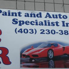ACR Paint & Autobody quality work example